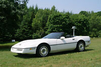 !! REDUCED!!! 1987 Corvette....!! REDUCED !!