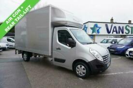 64 RENAULT MASTER 3.5T FWD 2.3 LL35DCI 125 LUTON ( AIR CON / TAIL LIFT )