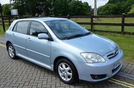 Toyota Corolla T3 Colour Collection VVT-I 5dr PETROL MANUAL 2006/56