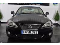 2008 LEXUS IS 220D SALOON DIESEL