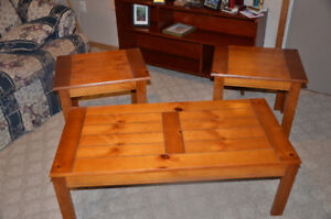 Set of End and Coffee Tables
