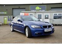 2010 BMW 3 SERIES 2.0 320D M SPORT 4D 175 BHP DIESEL