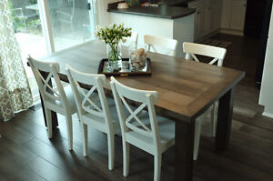 Custom Built Harvest Tables From Only $495 Kitchener / Waterloo Kitchener Area image 1