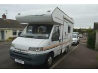 1999 SWIFT SUNDANCE 520 MOTORHOME FOR SALE COACHBUILT 4 BERTH