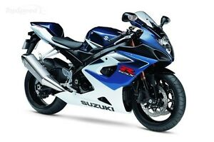 ***LOOKING FOR 2005 or 2006 GSXR 1000 BLUE & WHITE ****