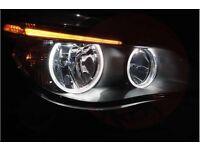 * * *E60 LCI facelift headlights* * * Quick sale