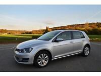 "VW GOLF 1.6 TDi SE, 2013 63 PLATE """"ZERO ROAD TAX""""FACELIFT"