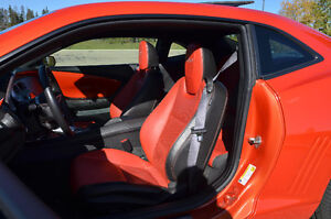2010 Chevrolet Camaro 2SS/RS Inferno Orange ext/Int Package