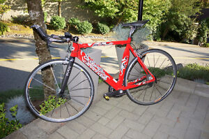 CANNONDALE IRONMAN BKE North Shore Greater Vancouver Area image 1
