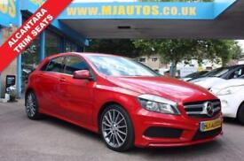2014 64 MERCEDES-BENZ A CLASS 1.5 A180 CDI BLUEEFFICIENCY AMG SPORT 5DR 109 BHP