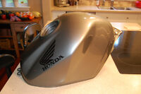 Mint Fuel Tank For 2008 VFR800 Sword Silver