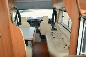 Laika Rexosline 680 FIAT 4 BERTH 4 TRAVEL SEAT MOTORHOME