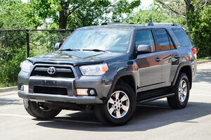 2011 Toyota 4Runner SR5 Accident Free!