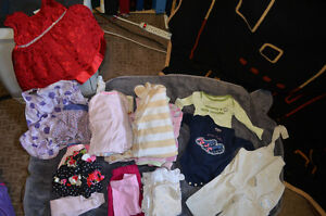 Baby Clothes lot 9 months