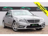 2013 62 MERCEDES-BENZ E CLASS 2.1 E250 CDI BLUEEFFICIENCY SPORT 4D AUTO 204 BHP
