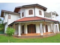 luxury house for rent in sri lanka