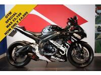 2009 09 SUZUKI GSXR 600 K8 RELENTLESS