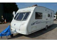 2007 ACE Award Morningstar - 4 Berth - End Washroom - Touring Caravan