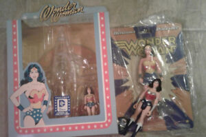 Wonder Woman Action Figures