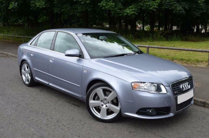 2006 audi a4 3 0 tdi s line quattro 4dr in east end. Black Bedroom Furniture Sets. Home Design Ideas