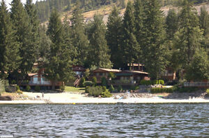 Cabin on Mara Lake- Sicamous