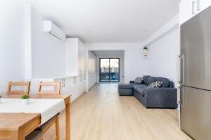 Appartements neufs tout inclus dans HOMA- 1 chambre (3 1/2)