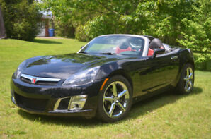 SATURN SKY RED LINE TURBO 2008