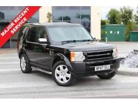 2007 07 LAND ROVER DISCOVERY 3 2.7 TDV6 GS 3 5D DIESEL