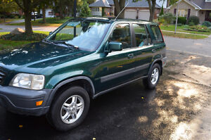 2000 Honda Other EX SUV, Crossover London Ontario image 2