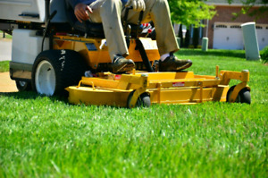 LAWN CARE & LANDSCAPING SERVICES-2018 DEALS AVAIL NOW (416)666-4