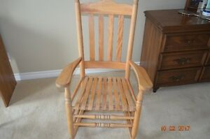 Antique Porch Rocker