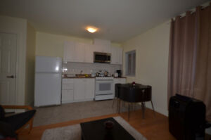 New & very clean equipped furnished apartment in downtown