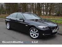 2010 60 BMW 5 SERIES 2.0 520D SE 4D AUTO 181 BHP DIESEL