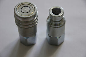 Parker  Hydraulic  Quick  Connect  Couplers London Ontario image 2