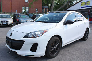 2012 Mazda 3***5-speed***loaded***FINANCING AVAILABLE