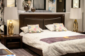 STORAGE BED SOLID OAK HARDWOOD - MADE IN EUROPE - HIGH QUALITY!