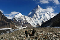 "K2 Worlds Second Highest Mountain - ""Trek the Throne!"
