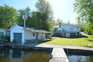 PIECE OF PARADISE! 267 Snug Harbour Road, Lindsay, ON
