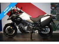 2017 SUZUKI DL 650 V-STROM XT BRAND NEW WITH LUGGAGE ENGINE BARS CENTRE STAN