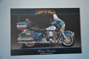 HARLEY DAVIDSON 1994 ELECTRA GLIDE CLASSIC PICTURE Cambridge Kitchener Area image 1