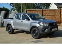 2016 TOYOTA Hilux 2.4 Active Euro 6 Double Cab 4x4 Pick Up Truck DIESEL MANUAL