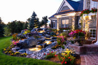 Landscaping Calgary book your spot today 403-465-4150