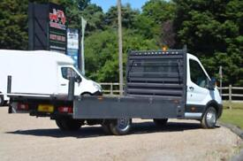 Ford Transit 2.2 350 Extended Dropside DRW 1d 124 BHP
