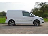 Volkswagen Caddy 1.6TDI C20 Automatic DSG Highline BMT
