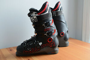 Bottes de ski alpin Salomon XMAX 100 26.5