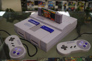 Original SNES systems BACK IN STOCK @ Game Cycle