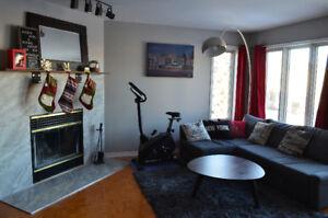 Grand Condo à Boucherville - À louer – 2 Chambres
