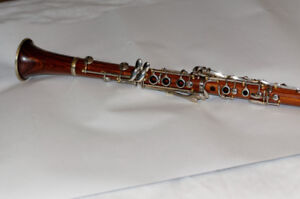 "Conn PanAmerican Clarinet ""violin finish"""