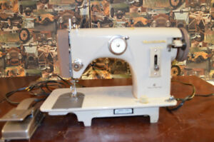 riccar sewing machine zigzag and manual