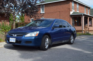 2006 Honda Accord SE - MOSTLY HIGHWAY KM!!!
